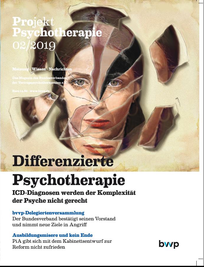 Projekt Psychotherapie 02/2019