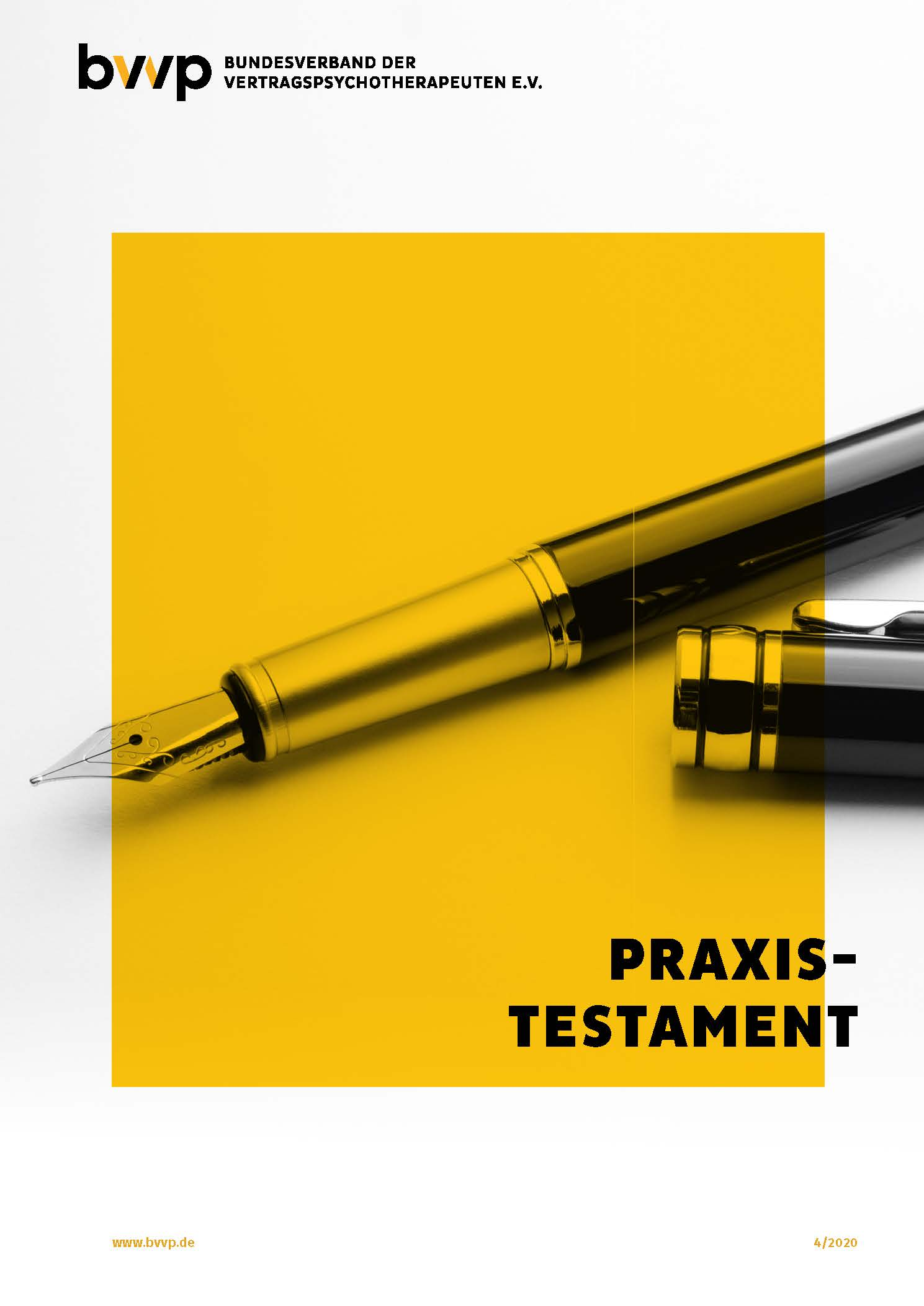 Praxistestament
