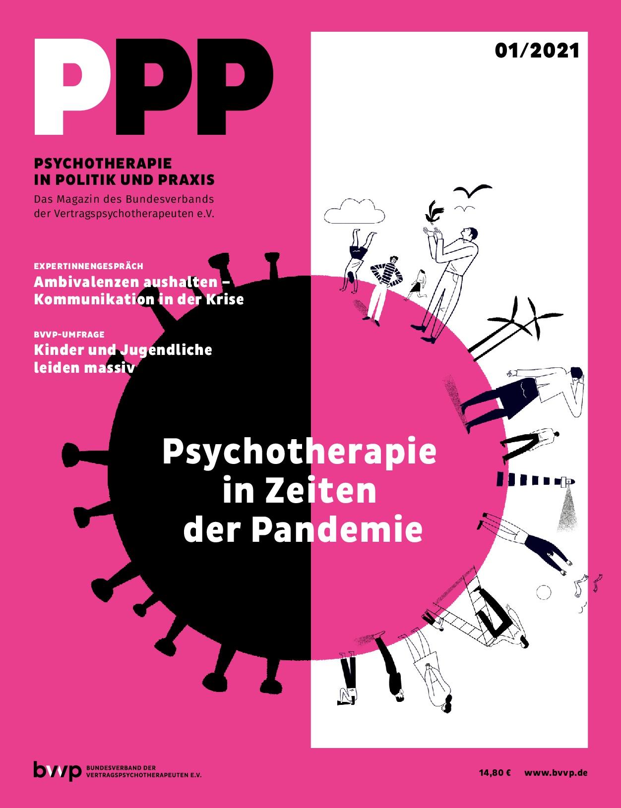 Psychotherapie in Politik und Praxis 01/2021