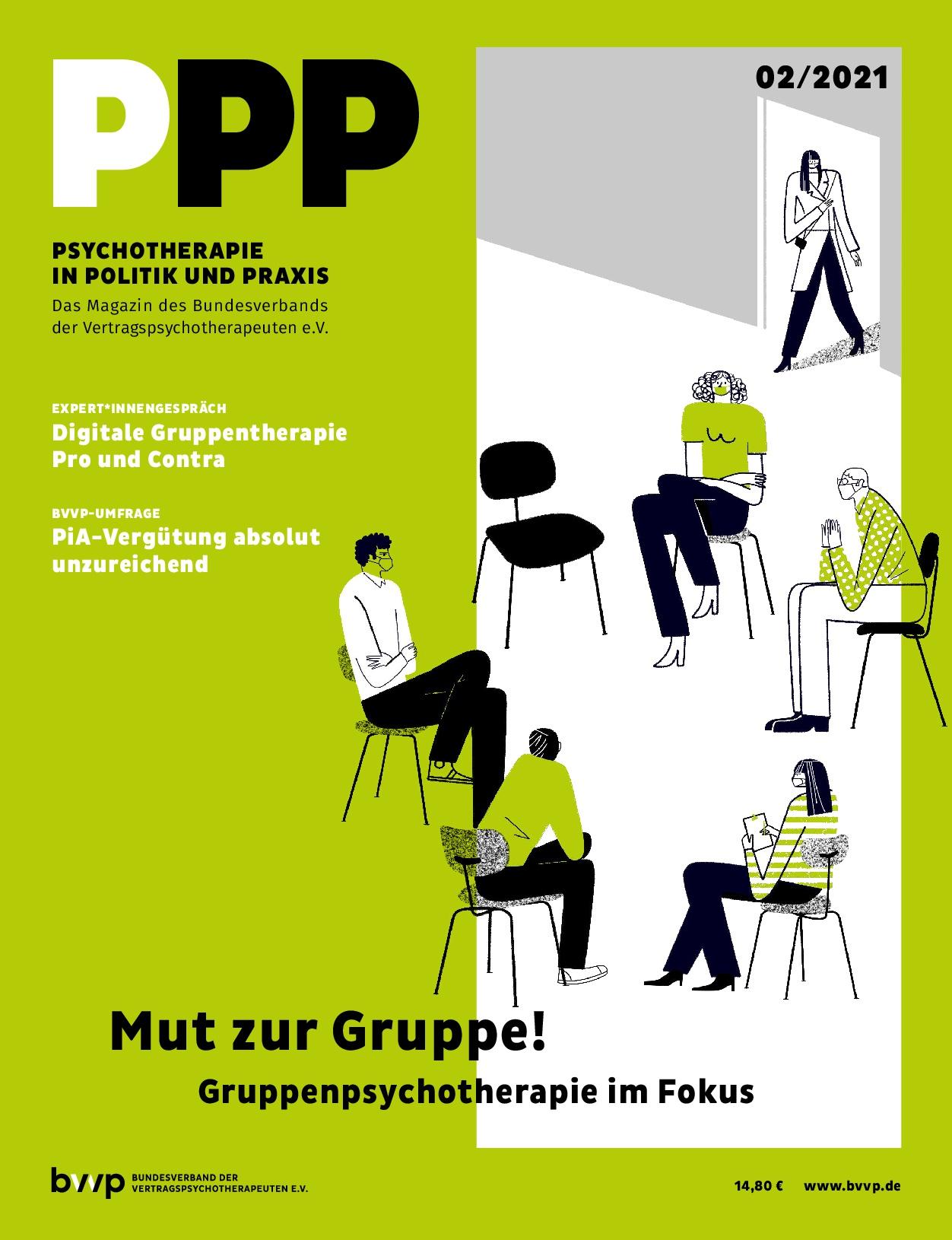 Psychotherapie in Politik und Praxis 02/2021