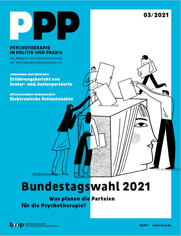 Psychotherapie in Politik und Praxis 03/2021